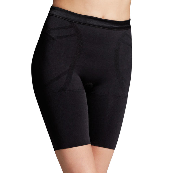 SLIM COGNITO Mid Thigh in Black