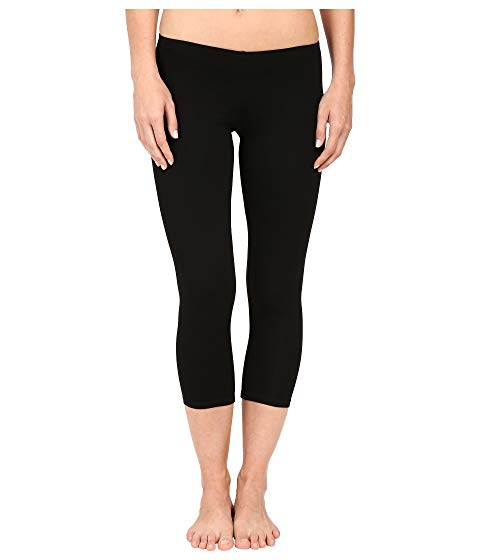 SO FINE Cropped Leggings in Black