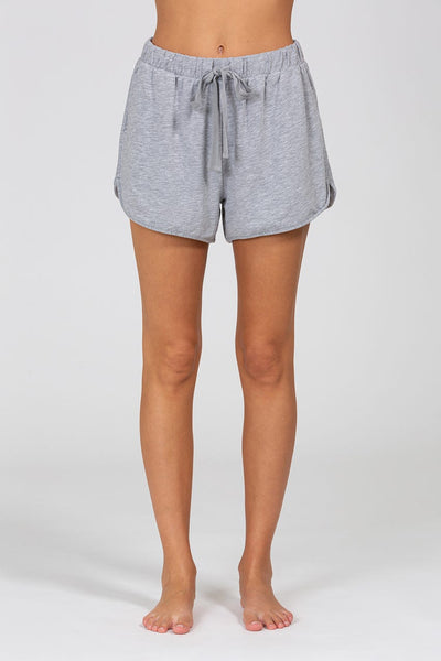 BLAIR Boardwalk Shorts in Heather Grey