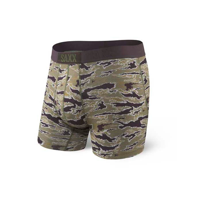ULTRA Boxer Brief w/ Fly in Tiger Camo