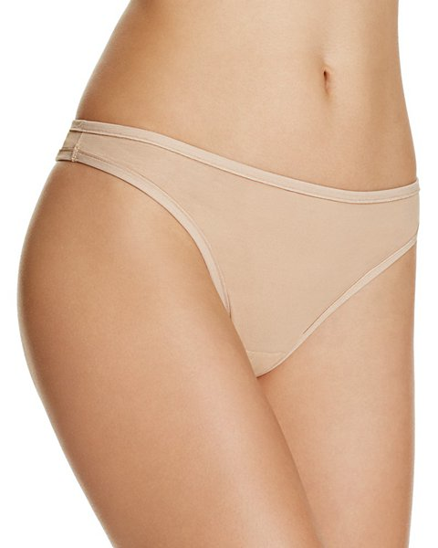 WHISPER Thong in Nude
