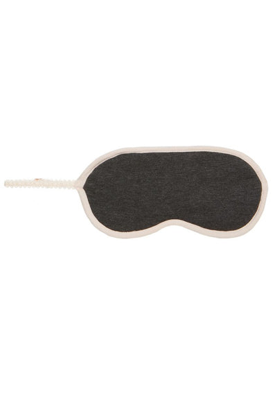 GISELE Eye Mask in Charcoal