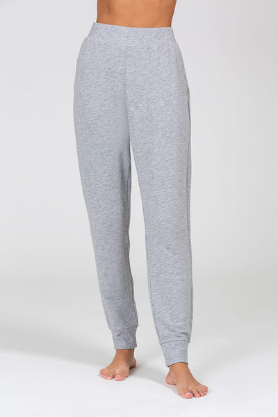 BLAIR Trainer Pants in Heather Grey