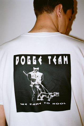 t-shirt dogge team