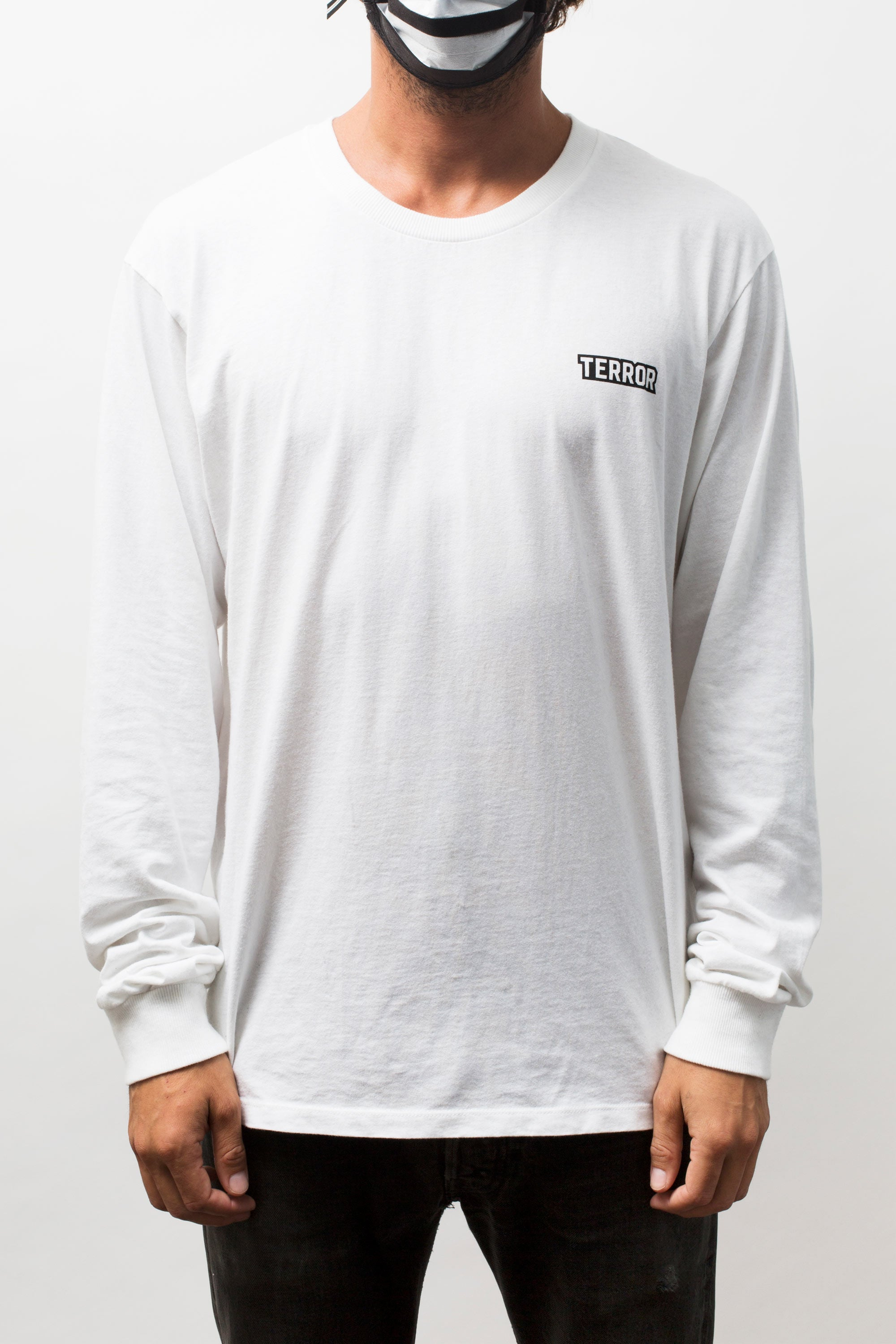 t-shirt long sleeve 190BPM