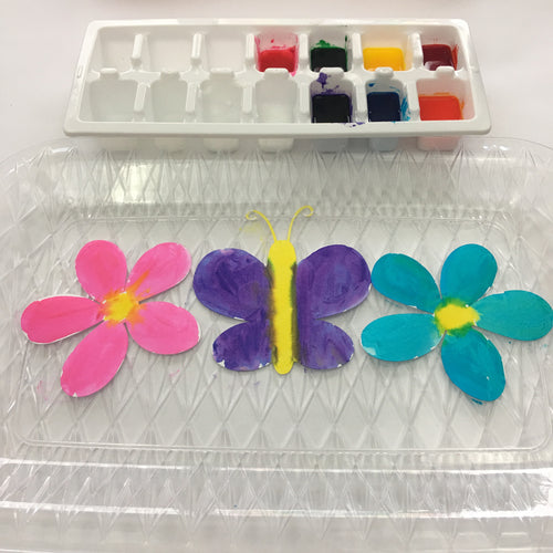 Butterfly & Flower Cut Outs (FREE Shipping)