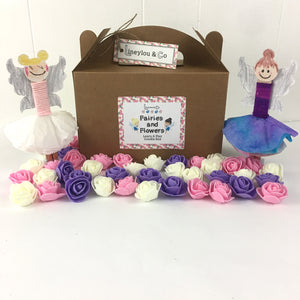 Fairies & Flowers Learn & Play Goodie Box