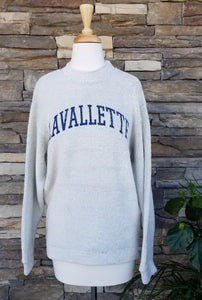 Crew Neck Town Sweatshirt