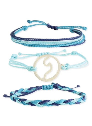 Ultimate Wave Bracelet Set