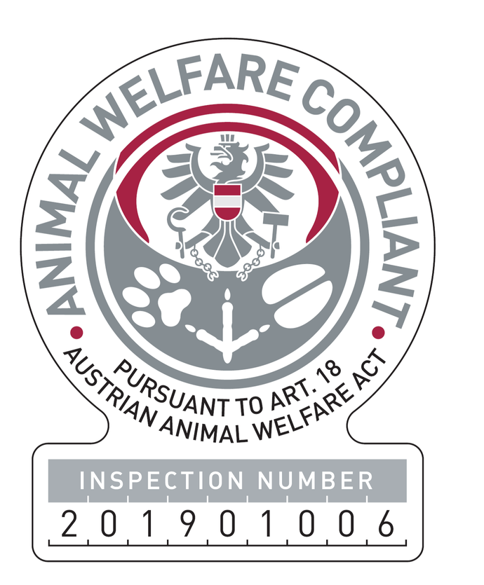 AWARDET!! Animal welfare award received