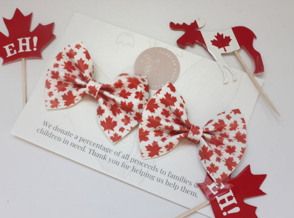 Maple Leaf - Piggy Set