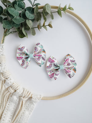 Butterfly Pigtail Set
