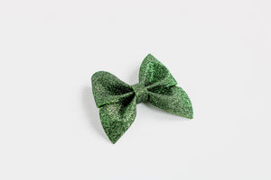 Green Midi Emmy Bow