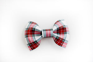 Traditional Plaid Benson Bowtie