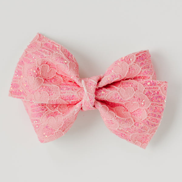 Darling Pink Lace - Alison Bow