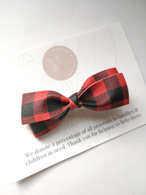 Buffalo Plaid - Cynthia