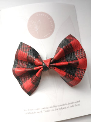 Buffalo Plaid - Everleigh
