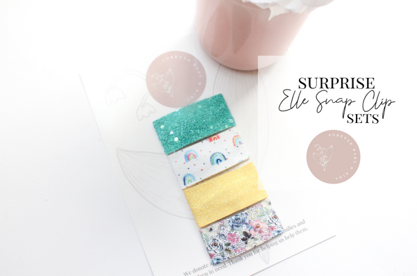 Surprise Bundle // Elle Snap Clip