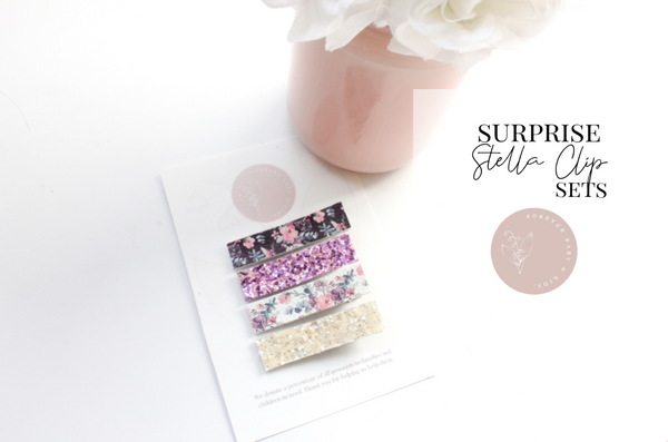 Surprise Bundle // Stella Clip Set
