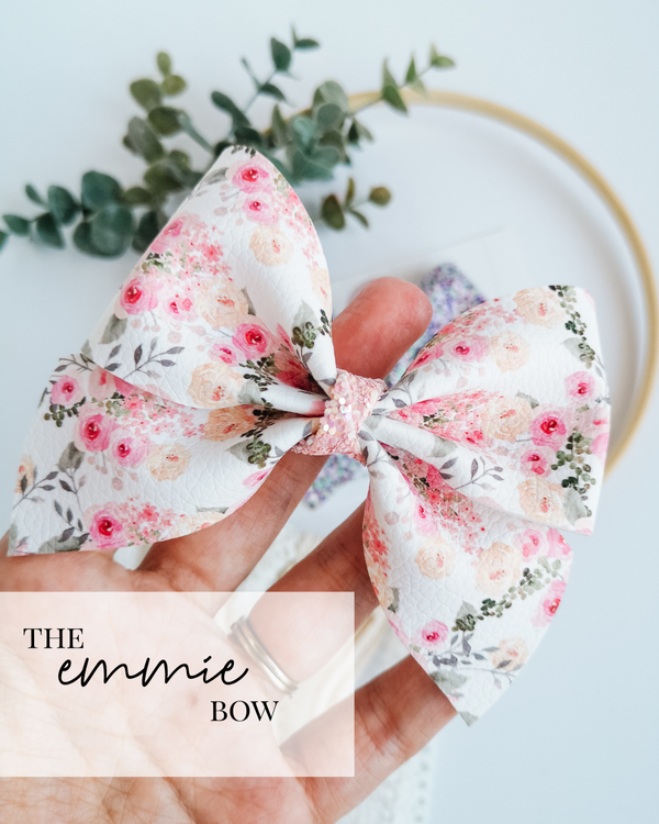 Bow of the Month - Floral