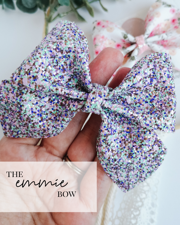 Bow of the Month - Wanderlust Glitter