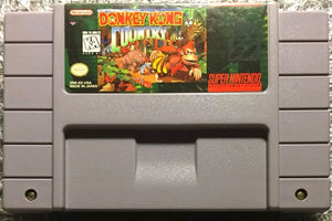 Donkey Kong Country (Super Nintendo)(SNES)
