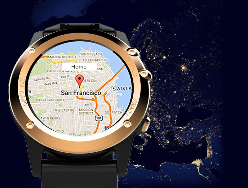 The Perfect GPS SmartWatch – Nifty & Hot