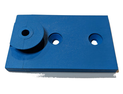 Slide Board High Button Plate