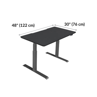 Vari® Electric Standing Desk 48x30 G2
