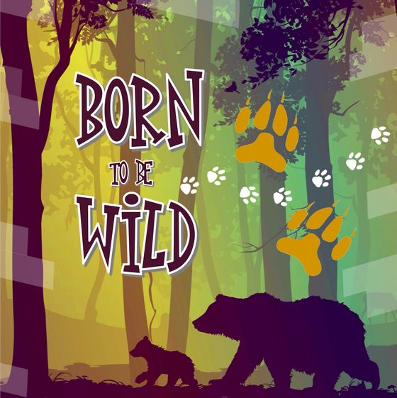 Born To Be Wild: 18.10.21 - 22.10.21