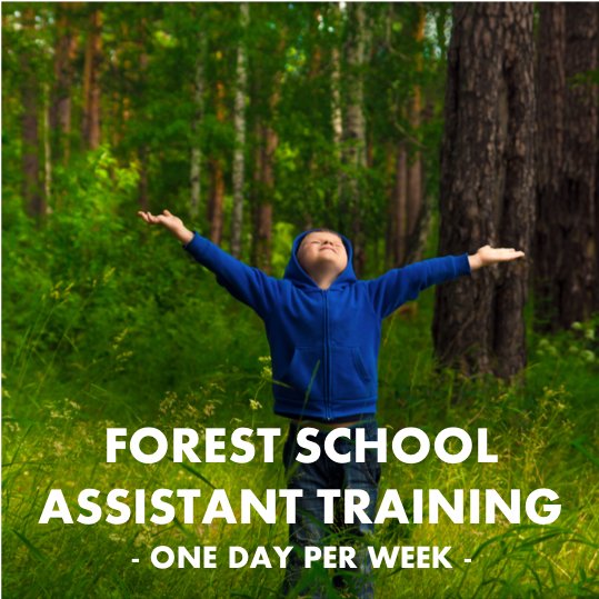 Forest School Assistant Training: 23-04-2021