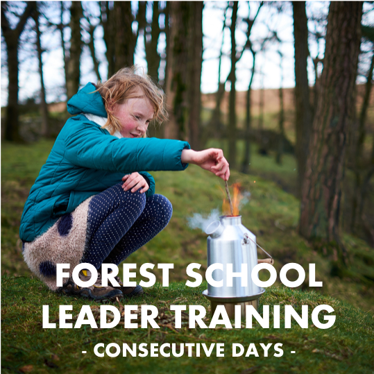 Forest School Leader Training: 23-08-2021