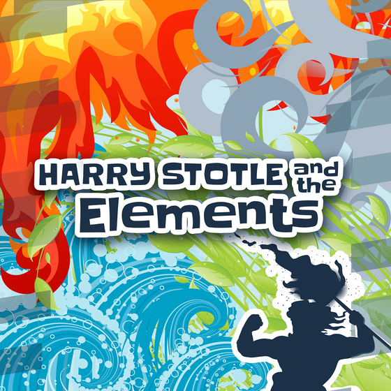 Harry Stotle & The Elements: 03.08.20 - 07.08.20