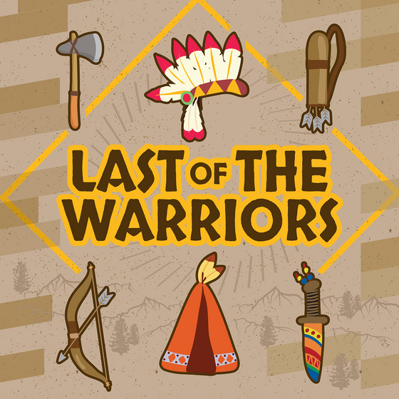 Last of The Warriors: 25.10.21 - 29.10.21