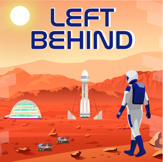 Left Behind: 16.08.21 - 20.08.21