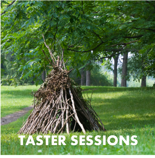 Forest School Taster Session: 05-06-2021