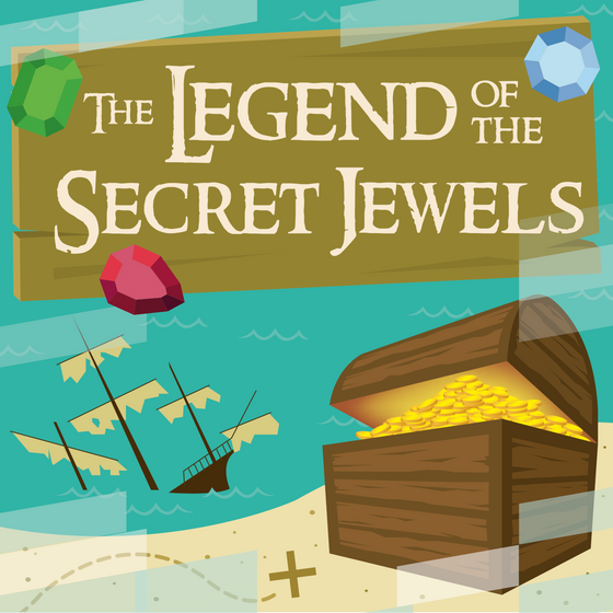 The Legend of The Secret Jewels