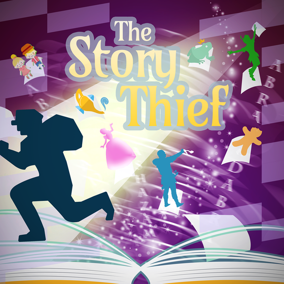 The Story Thief: 09.08.21 - 13.08.21
