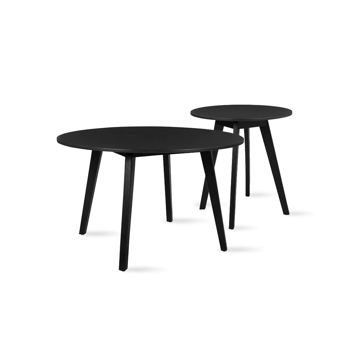 Set living Aria - Negro