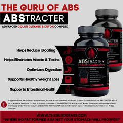 ABStracter Advanced Colon Cleanse & Detox Complex