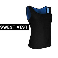 Sculpting Sweat Vest (Men)