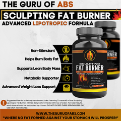 Sculpting Fat Burner