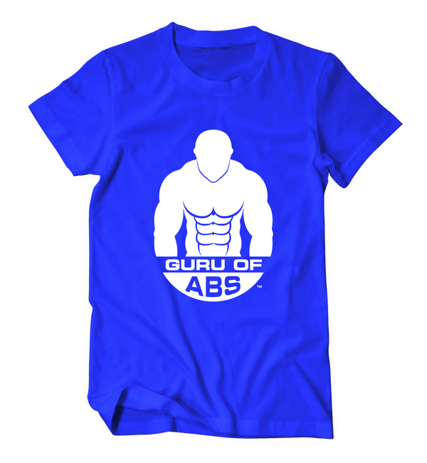 Guru Of Abs (Blue/White Logo)
