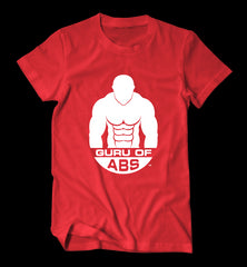 Guru Of Abs (Red/White Logo)