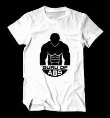 Guru Of Abs (White/Black Logo)