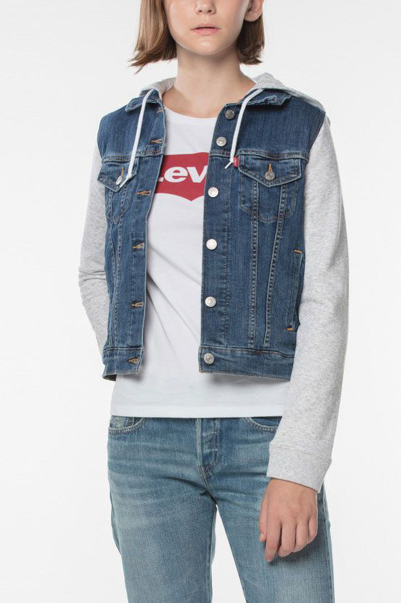 Levi'S Women Hybrid Original Trucker