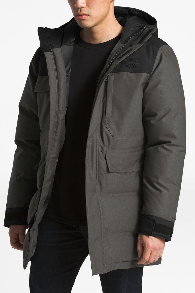 North Face Mens Biggie Mcmurdo Goodse Down Parka