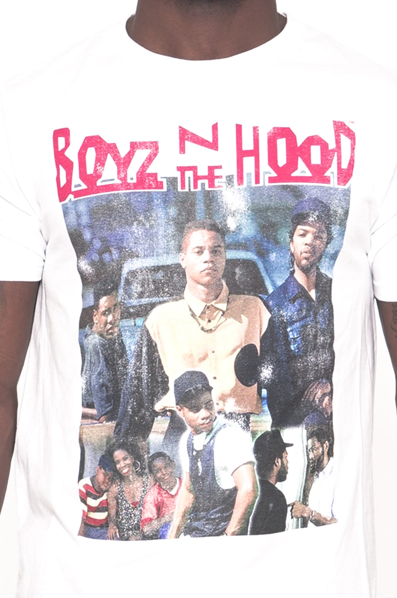 Aao Fashion Men Graphic S/S Tee Boys N The Hood Group