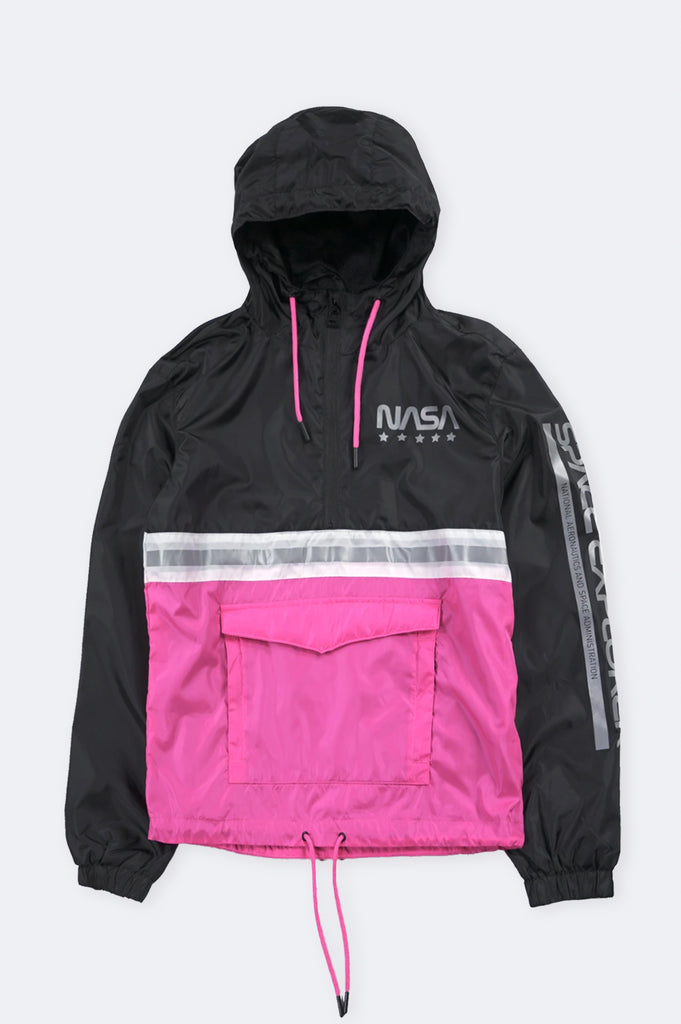 Southpole Women Nasa Reflective Anorak Jacket