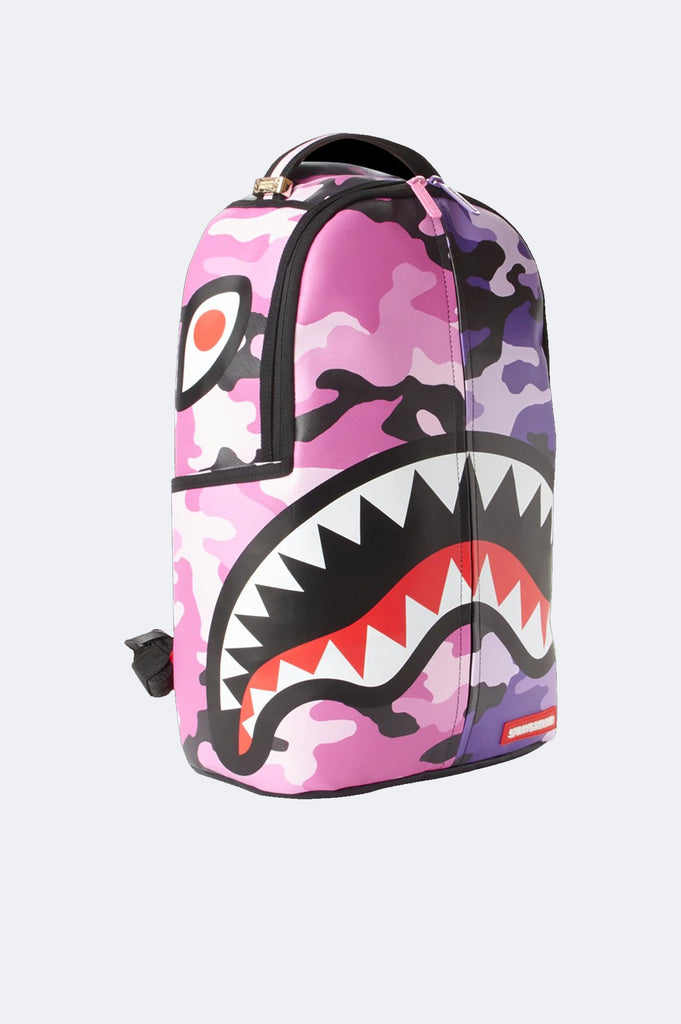 Sprayground Acc Split Camo Backpack